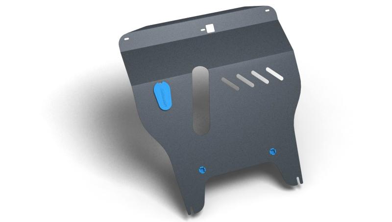 Комплект Защита картера и крепеж GEELY MK (2008-) 1,5 бензин МКППNLZ.75.02.020 NEW