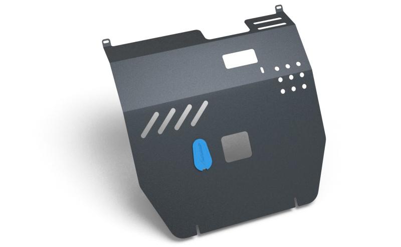 Комплект Защита картера и крепеж FORD Escape (2008) (2мм) 2,3 бензин АКППNLZ.16.23.020 NEW