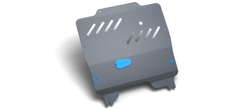 Комплект Защита картера и крепеж CHEVROLET Cruze(2009-), Orlando(2011-), OPEL Astra (2010-) 1,6/1,8 бензин МКПП/NLZ.08.13.020 NEW
