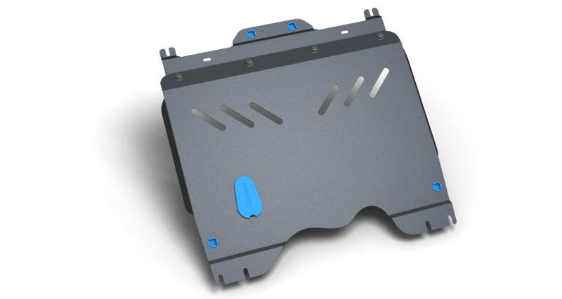 Комплект Защита картера и крепеж CHERY M11 (2010-) (2мм) 1,6 бензин МКППNLZ.63.08.020 NEW