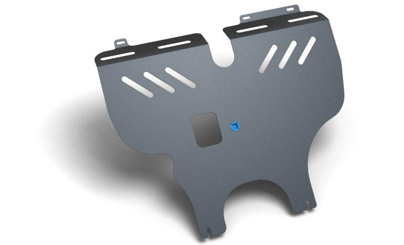 Комплект Защита картера и крепеж BYD F3, F3-R (2005-2010) 1,5/1,6 бензин МКППNLZ.71.02.020 NEW