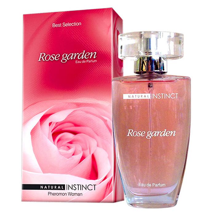 Natural Instinct Духи, ROSE GARDEN, женские, 50 млNI-RSG-50Аромат является воплощением самого красивого цветка - розы. Это великолепное цветочное воплощение роскоши и женственности. Основными нотами является роза, черника, лепестки фиалки, свежая мимоза, жасмин, сандал, пачули.