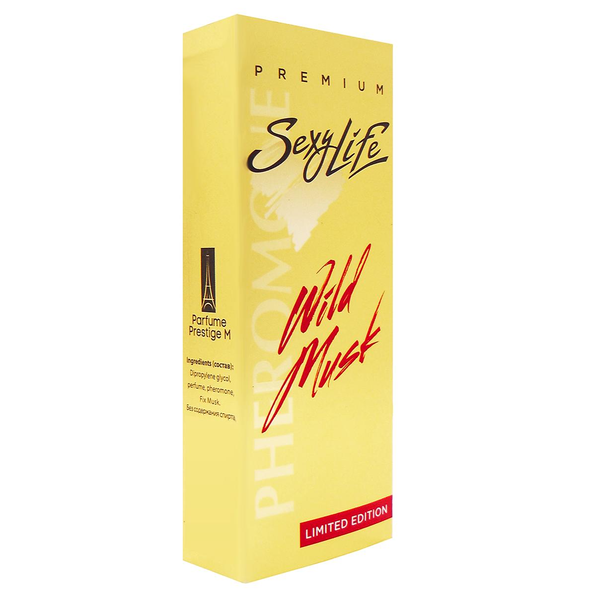Wild Musk, Духи, № 2, женские, 10 мл lancome la vie est belle intense парфюмерная вода женская 75 мл