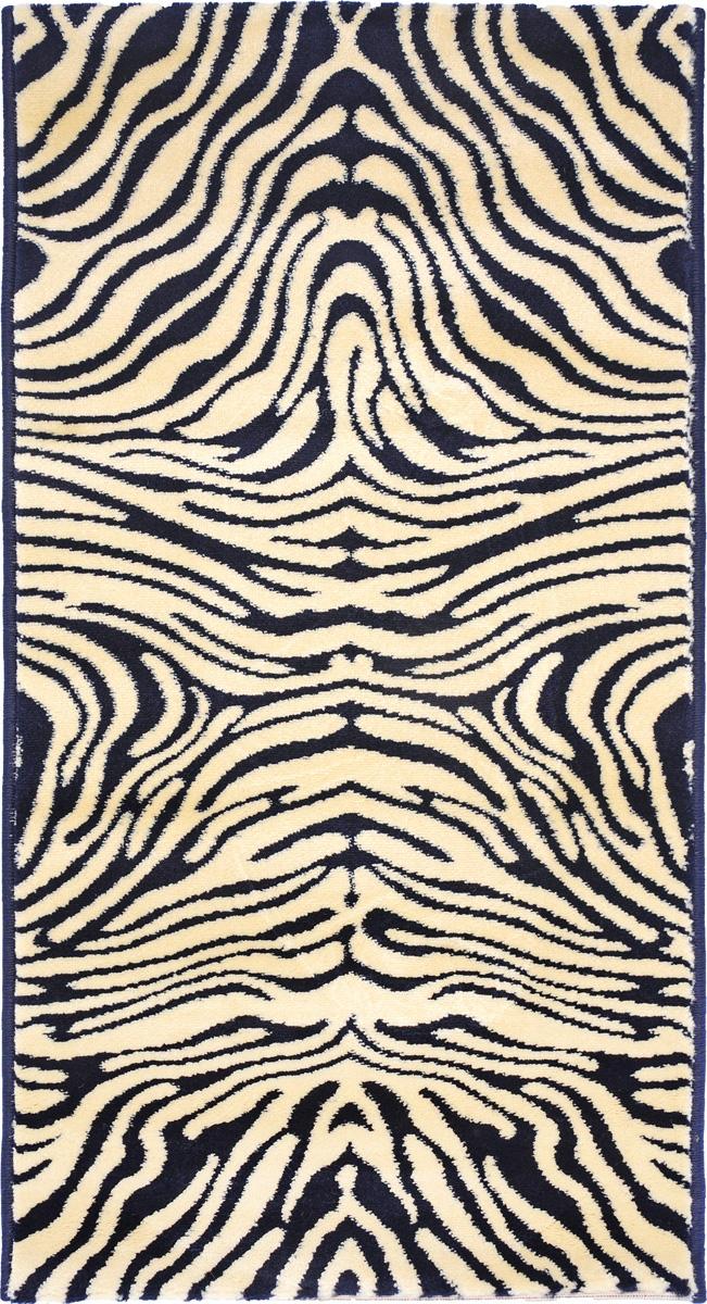 Ковер Kamalak Tekstil, прямоугольный, 60 x 110 см. УК-003644038.1Ковер Kamalak Tekstil изготовлен из прочного синтетического материала heat-set, улучшенного варианта полипропилена (эта нить получается в результате его дополнительной обработки). Полипропилен износостоек, нетоксичен, не впитывает влагу, не провоцирует аллергию. Структура волокна в полипропиленовых коврах гладкая, поэтому грязь не будет въедаться и скапливаться на ворсе. Практичный и износоустойчивый ворс не истирается и не накапливает статическое электричество. Ковер обладает хорошими показателями теплостойкости и шумоизоляции. Оригинальный рисунок позволит гармонично оформить интерьер комнаты, гостиной или прихожей. За счет невысокого ворса ковер легко чистить. При надлежащем уходе синтетический ковер прослужит долго, не утратив ни яркости узора, ни блеска ворса, ни упругости. Самый простой способ избавить изделие от грязи - пропылесосить его с обеих сторон (лицевой и изнаночной). Влажная уборка с применением шампуней и моющих средств не противопоказана. Хранить рекомендуется в свернутом рулоном виде.