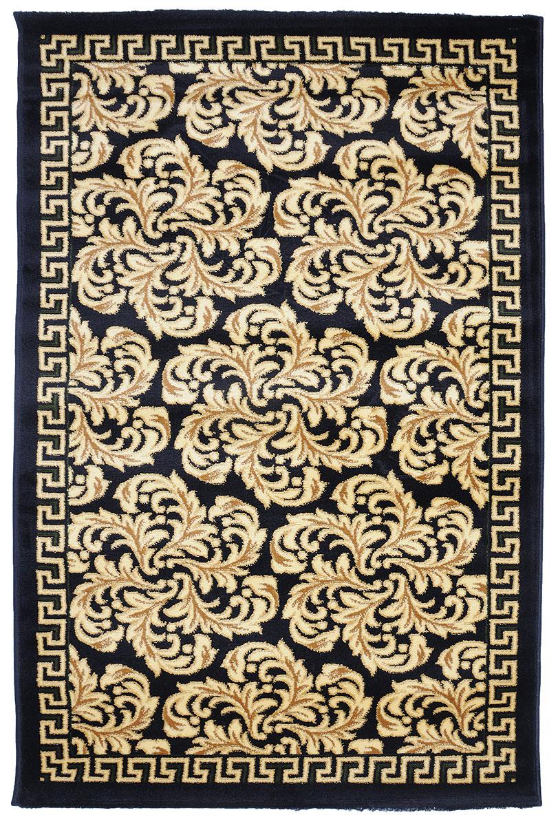 Ковер Kamalak Tekstil, прямоугольный, 100 x 150 см. УК-0272УК-0272Ковер Kamalak Tekstil изготовлен из прочного синтетического материала heat-set, улучшенного варианта полипропилена (эта нить получается в результате его дополнительной обработки). Полипропилен износостоек, нетоксичен, не впитывает влагу, не провоцирует аллергию. Структура волокна в полипропиленовых коврах гладкая, поэтому грязь не будет въедаться и скапливаться на ворсе. Практичный и износоустойчивый ворс не истирается и не накапливает статическое электричество. Ковер обладает хорошими показателями теплостойкости и шумоизоляции. Оригинальный рисунок позволит гармонично оформить интерьер комнаты, гостиной или прихожей. За счет невысокого ворса ковер легко чистить. При надлежащем уходе синтетический ковер прослужит долго, не утратив ни яркости узора, ни блеска ворса, ни упругости. Самый простой способ избавить изделие от грязи - пропылесосить его с обеих сторон (лицевой и изнаночной). Влажная уборка с применением шампуней и...