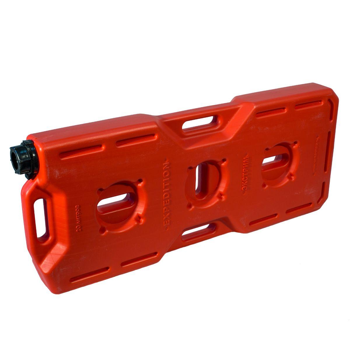 Канистра Экстрим Плюс, цвет: красный, 20 л какой мотоцикл бу можно или квадроцикл за 30 000