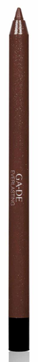 GA-DE Карандаш для губ Everlasting, тон № 91, 0,5 г002722Плотная силиконовая текстура. Матовые и глянцевые оттенки. Устойчивая формула. Аргановое масло защищает кожу губ и обеспечивает мягкое и комфортное нанесение. Силиконовый карандаш корректирует контур губ. Он проводит чуть матовую линию, заполняет собой морщинки и не дает помаде или блеску растекаться. Хорошо подходят для использования летом и во время отпуска, так как не будет растекаться под воздействием солнца и жары.
