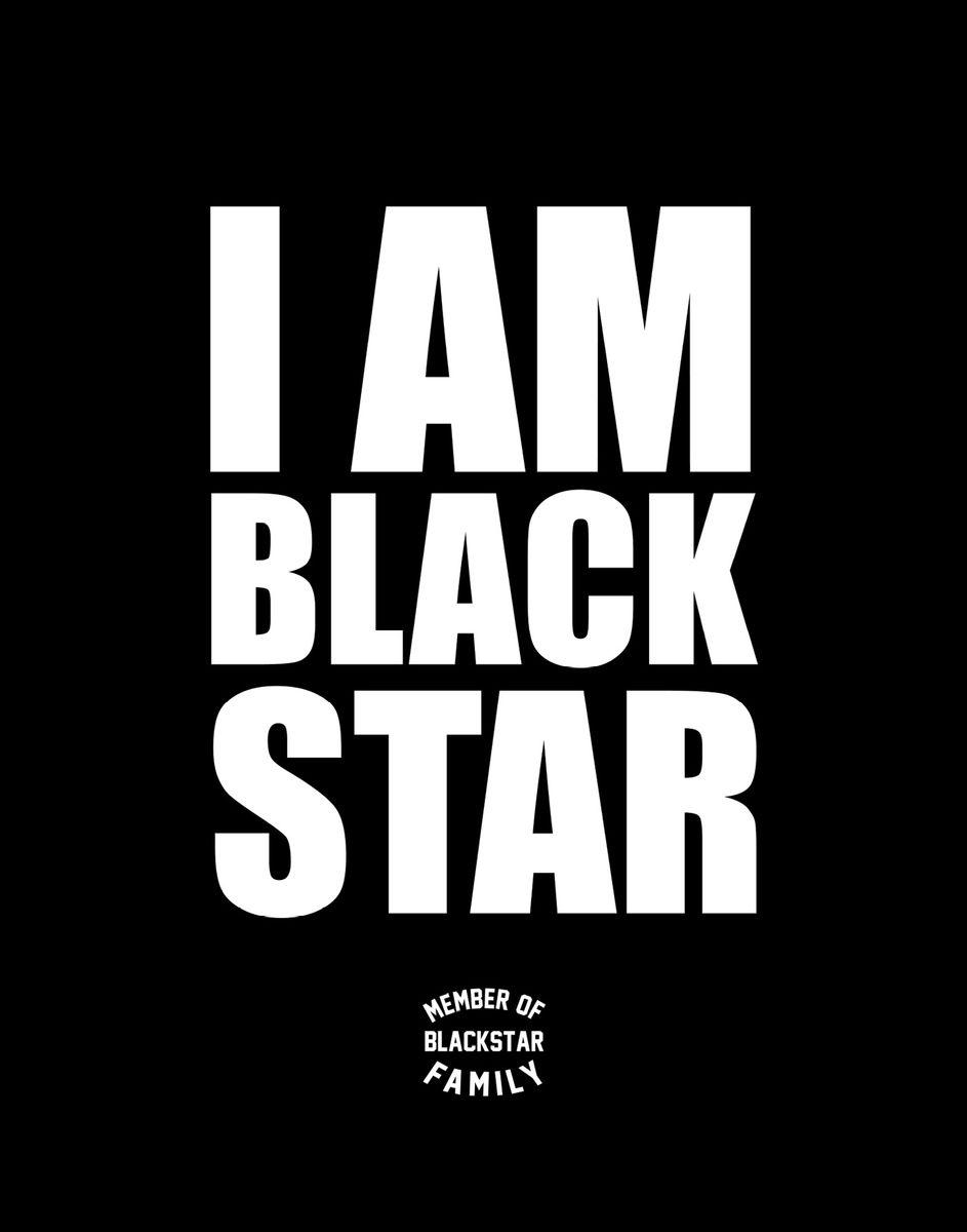 Black Star Тетрадь I Am Black Star Member of Black Star Family 48 листов в клетку 978-5-699-91272-8