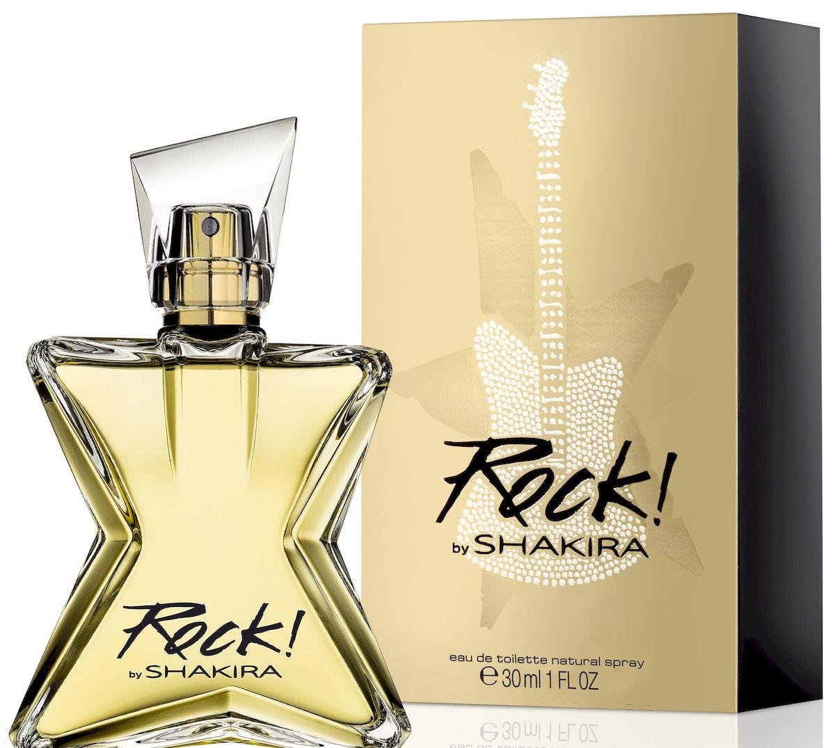 Shakira Rock By Shakira Туалетная вода, женская, 30 мл65085245Вдохновленная чистой энергией рока, Шакира вложила в новый аромат всю магическую притягательность своей музыки. Как и музыка певицы, Rock! by Shakira провозглашает свободу. Ноты зеленого мандарина, сочных фруктов и маракуйи звучат безошибочным ритмом городского бита. Мелодия цветочного аккорда увлекает в чувственный мир наслаждений. Созвучие жасмина и флердоранжа гармонично завершает композицию верхних нот. Базовые аккорды пачули и кедра взрываются соблазнительным ритмом и завершаются загадочным шлейфом амбровых нот. Rock! воплощает всю притягательную силу музыки. Верхняя нота: Мандарин, маракуйя. Средняя нота: Цветы апельсина, Тиаре. Шлейф: Кедр, амбра. Тиаре - для пленительного соблазна.
