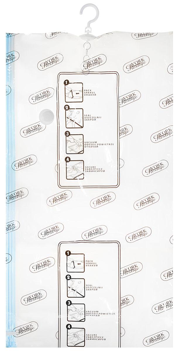 """Вакуумный мешок с вешалкой York """"Prestige"""", 110 х 60 см. 9305"""