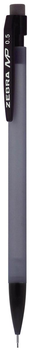 Zebra Карандаш механический MP цвет корпуса серый610842Механический карандаш Zebra MP идеален для письма и черчения.Корпус карандаша круглой формы выполнен из пластика и дополнен ластиком. Мягкое комфортное письмо и тонкие линии при написании принесут вам максимум удовольствия. Порадуйте друзей и знакомых, оказав им столь стильный знак внимания.