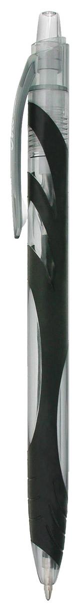 Zebra Ручка шариковая Ola цвет корпуса черный305 103010Автоматическая шариковая ручка Zebra Ola имеет полупрозрачный пластиковый корпус, соответствующий цвету чернил. Специально разработанные мягкие чернила. Удобная область захвата, предотвращающая скольжение пальцев.