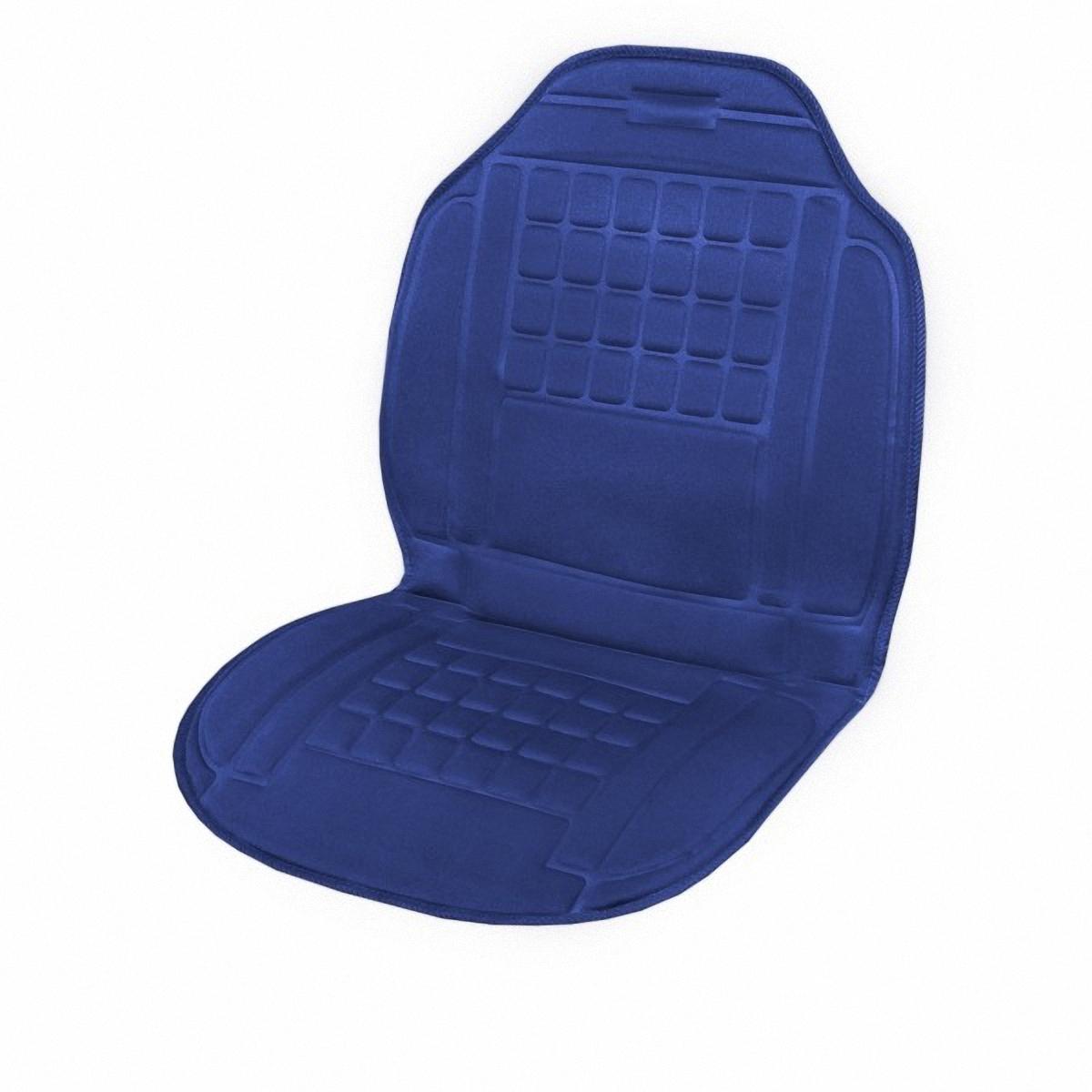 Подогрев для сиденья Skyway, со спинкой, 98 х 52 смSC-FD421005Подогрев сидения Skyway - сезонный товар и большой популярностью пользуется в осенне-зимний период. Skyway предлагает наружные подогревы сидений, изготовленные в виде накидки на автомобильное кресло. Преимущество наружных подогревов в простоте установки. Они крепятся ремнями к креслу автомобиля и подключаются к бортовой сети через гнездо прикуривателя.