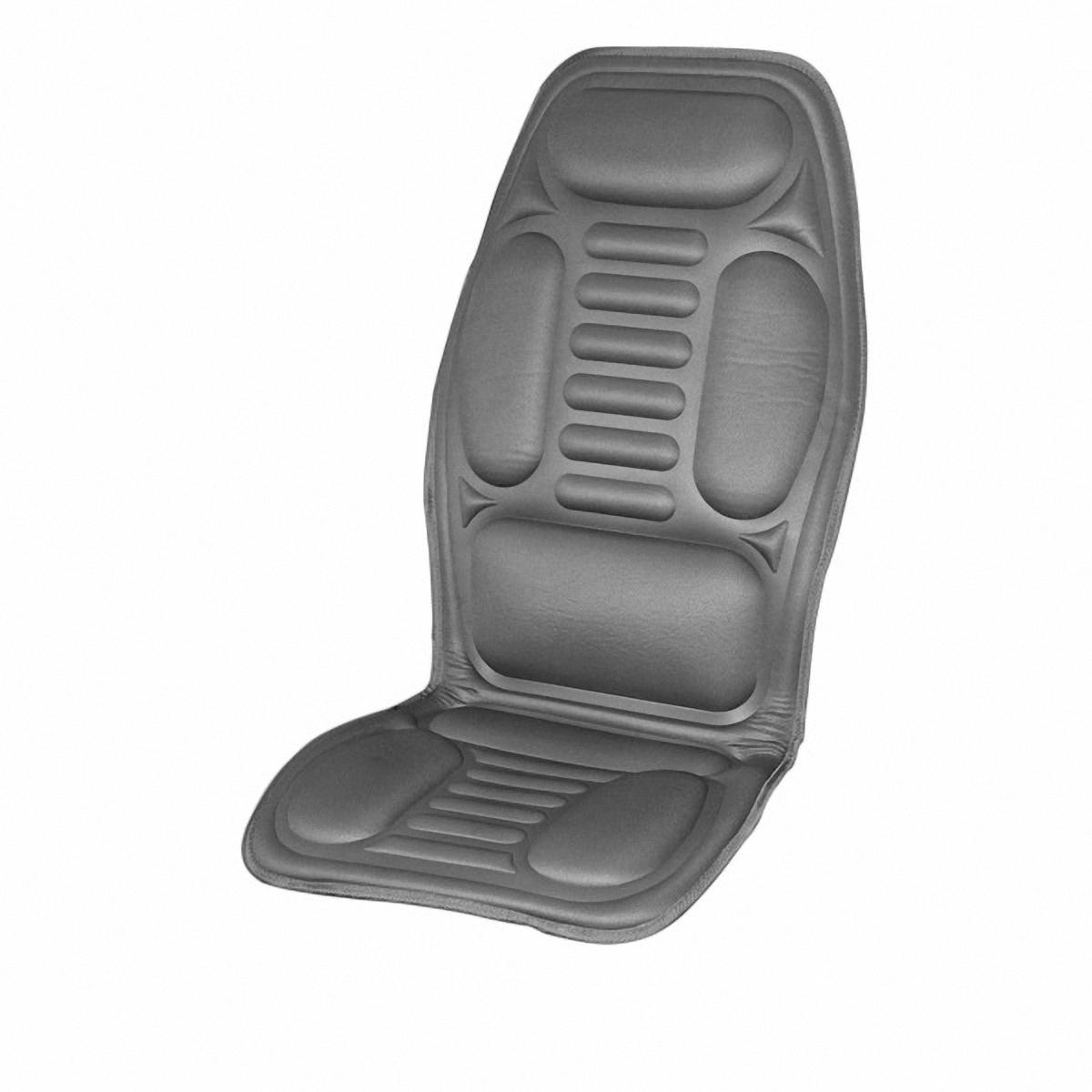 Подогрев для сиденья Skyway, со спинкой. S02201005S02201005Подогрев сиденья со спинкой с терморегулятором (2 режима) 12V. Подогрев сидения – это сезонный товар и большой популярностью пользуется в осенне-зимний период. ТМ SKYWAY предлагает наружные подогревы сидений, изготовленные в виде накидки на автомобильное кресло. Преимущество наружных подогревов в простоте установки. Они крепятся ремнями к креслу автомобиля и подключаются к бортовой сети через гнездо прикуривателя.