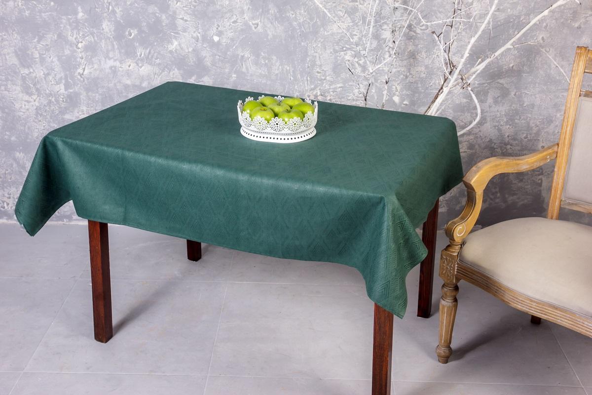 Скатерть Гаврилов-Ямский Лен, прямоугольная, 150 x 180 см. 1со32081со3208Скатерть Гаврилов-Ямский Лен, выполненная из льна и хлопка, декорирована жаккардовым рисунком. Данное изделие является незаменимым аксессуаром для сервировки стола. Лен - поистине уникальный, экологически чистый материал. Изделия из льна обладают уникальными потребительскими свойствами. Хлопок представляет собой натуральное волокно, которое получают из созревших плодов такого растения как хлопчатник. Качество хлопка зависит от длины волокна - чем длиннее волокно, тем ткань лучше и качественней. Такая скатерть очень практична и неприхотлива в уходе. Она создаст тепло и уют в вашем доме.