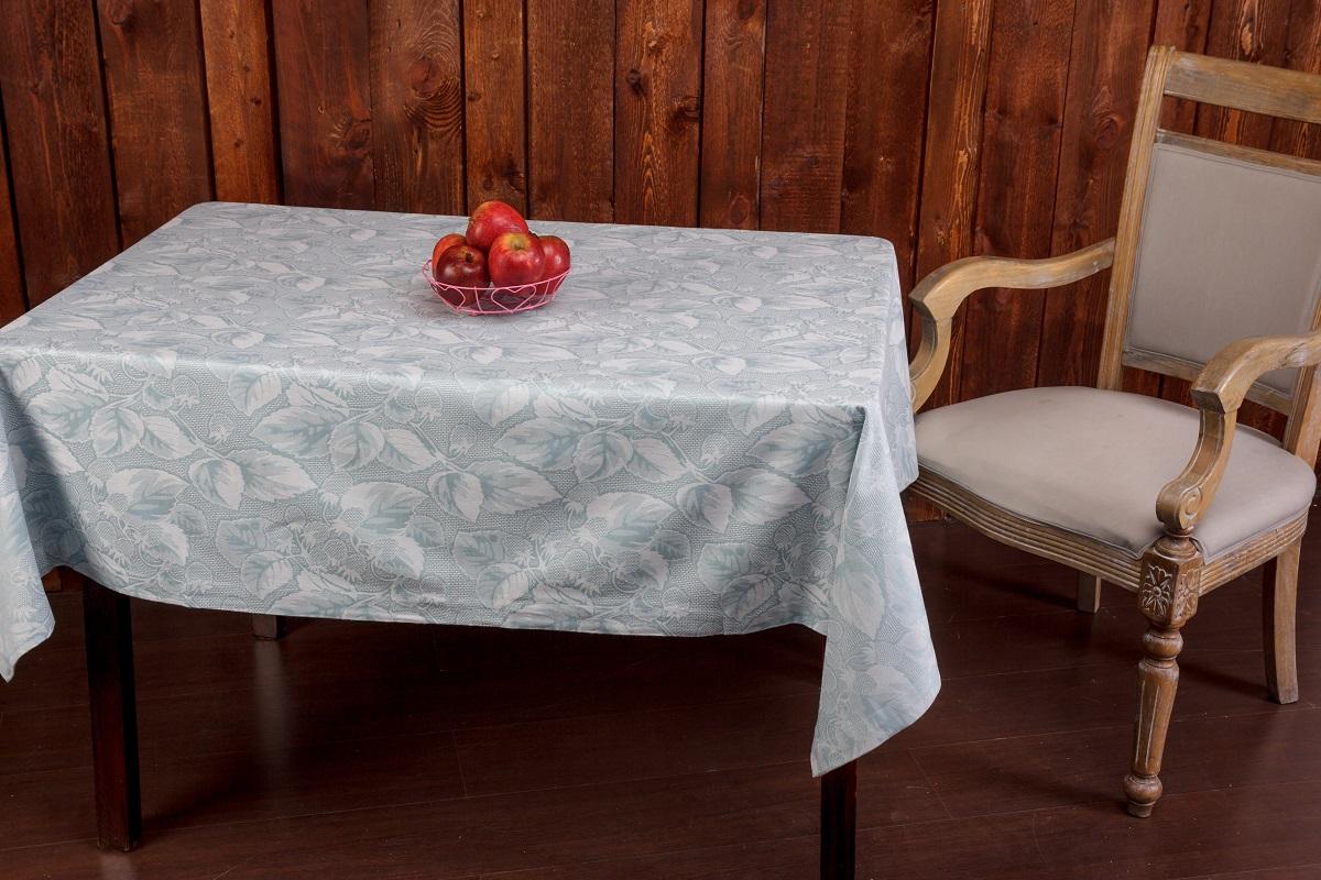 Скатерть Гаврилов-Ямский Лен, прямоугольная, 178 x 282 см. 1со514480653Однотонная скатерть из хлопка высокой плотности с жаккардовым рисунком.