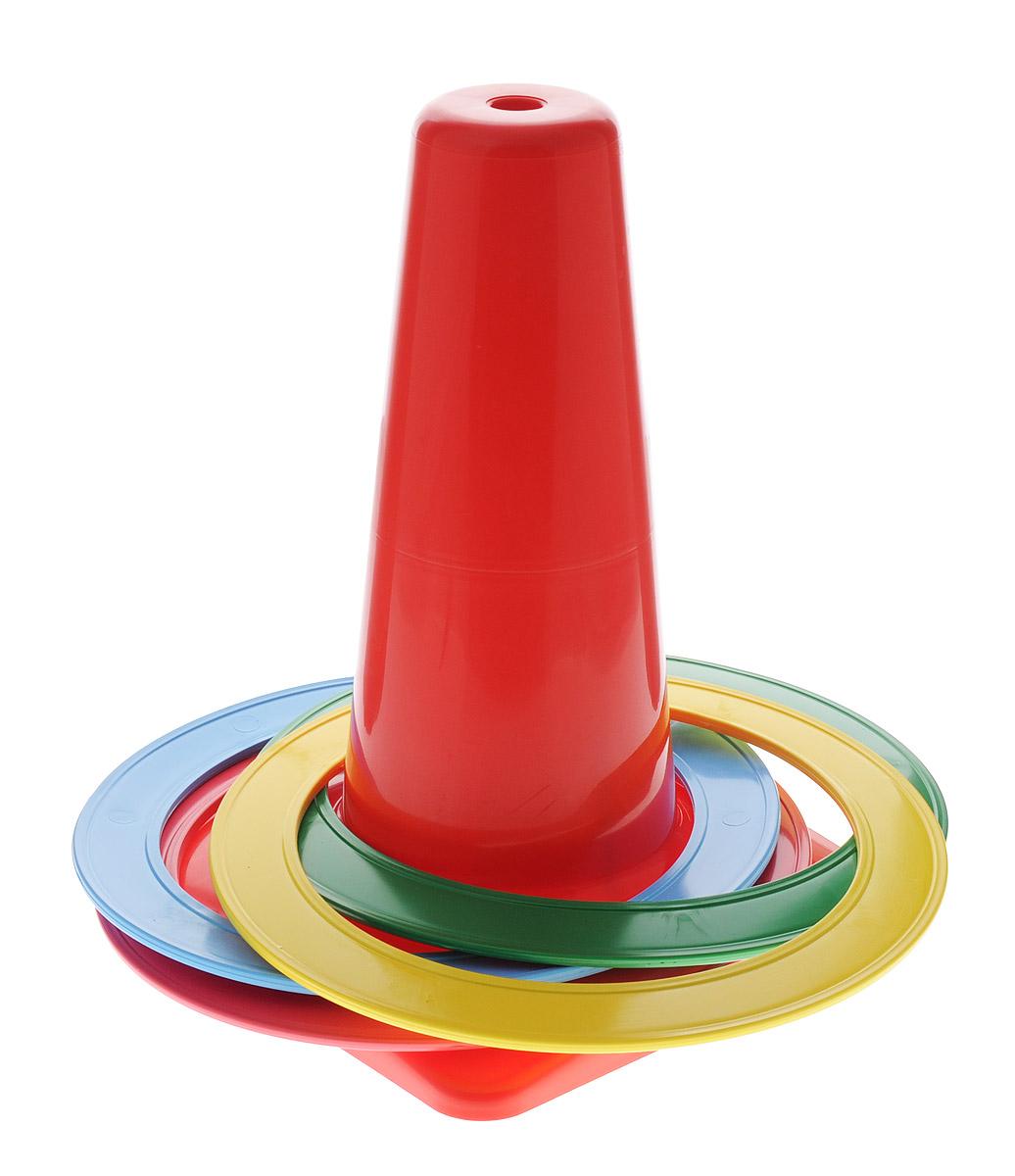 Аэлита Игровой набор Бросайка цвет красный 2С303