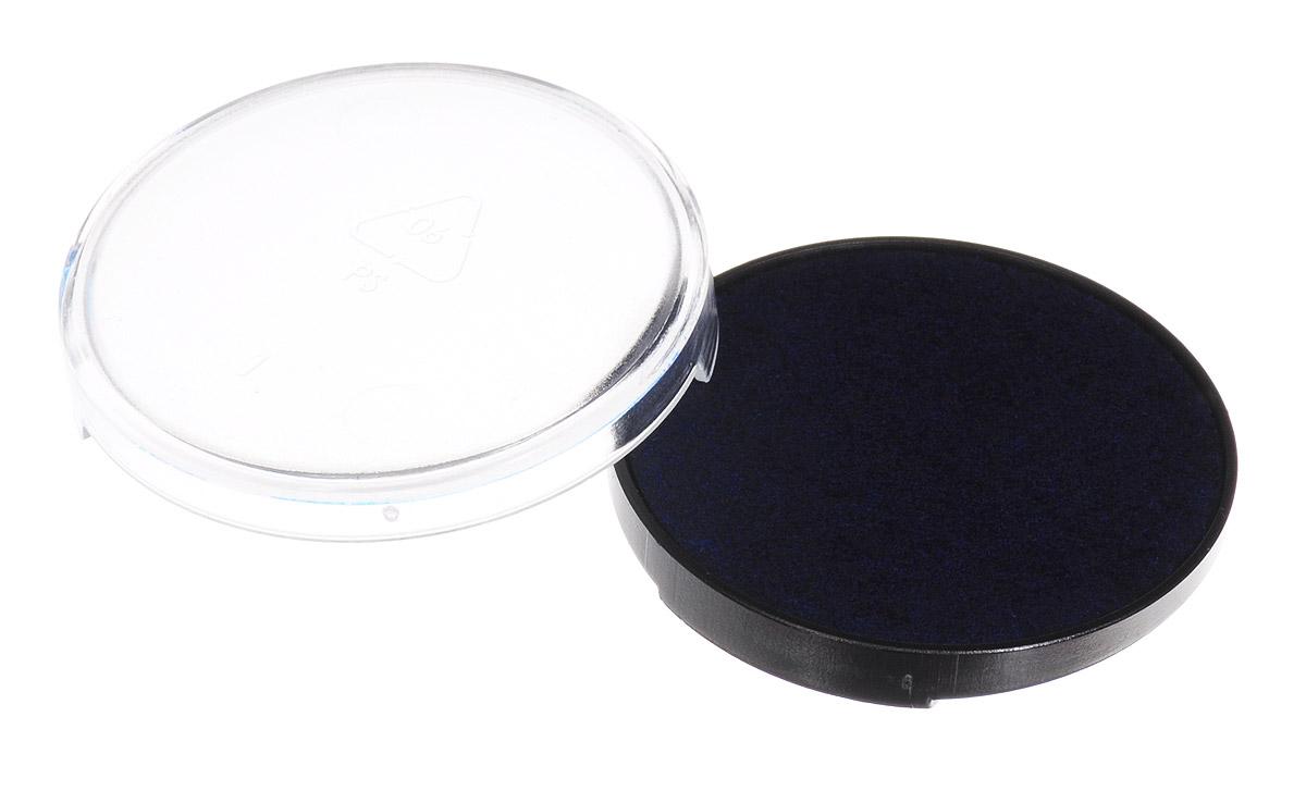 Colop Сменная штемпельная подушка для карманной оснастки Pocket Stamp R40 цвет синийR40_синийСменная штемпельная подушка для карманной оснастки Colop Pocket Stamp R40 с краской синего цвета на водной основе с добавлением глицерина позволяет получить до 10000 четких оттисков. Не пачкается при замене. Не рекомендуется заправлять краской - плотный верхний слой не пропустит ее внутрь.