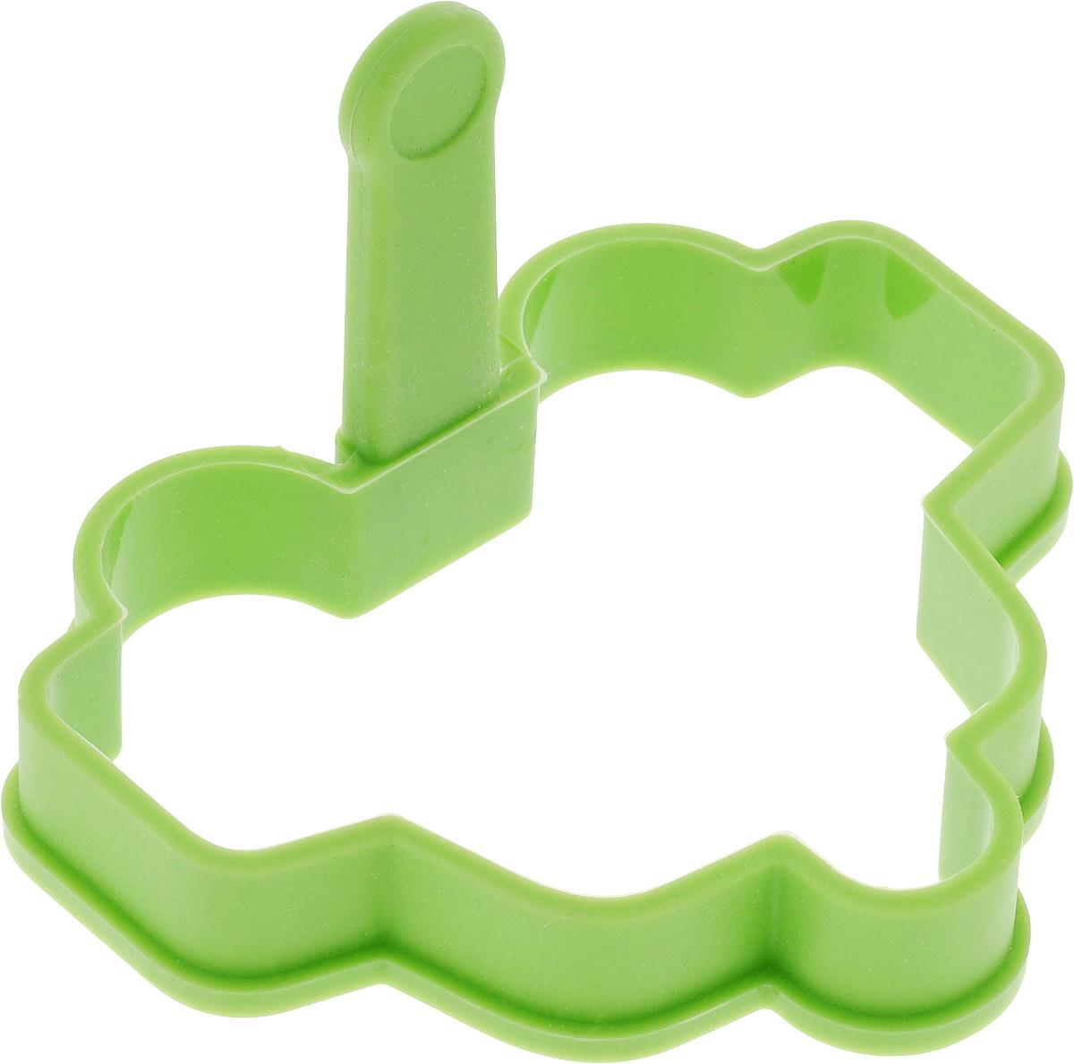 Форма для выпечки Tescoma Delicia Kids. Машинка, 12 х 11 см630951Форма для выпечки Tescoma Delicia Kids. Машинка изготовлена из высококачественного термостойкого силикона, который выдерживает температуру от -40°С до +230°С. Форма идеально подойдет для приготовления глазуньи, омлета, оладьев или драников на сковороде или в духовке, а также для приготовления желе, пудингов. Оснащена удобной ручкой. Можно мыть в посудомоечной машине, использовать в СВЧ-печи и духовке.