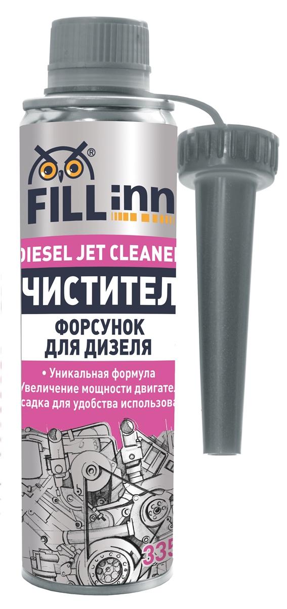 Очиститель форсунок дизельного двигателя