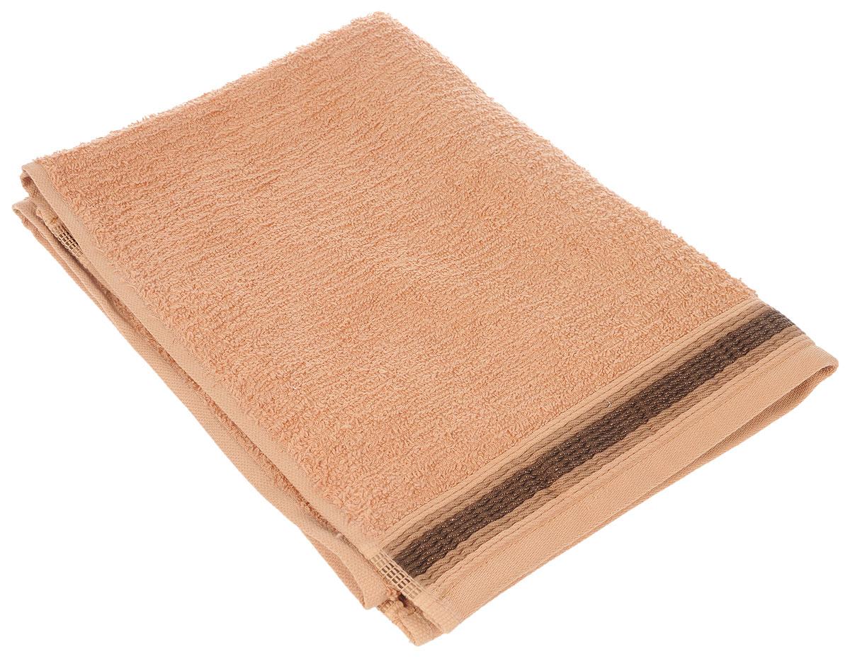 Полотенце Arya Ceyda, цвет: коричневый, медный, 50 х 90 смTRK00007_коричневый, медныйПолотенце Arya Ceyda выполнено из 100% хлопка. Изделие отлично впитывает влагу, быстро сохнет, сохраняет яркость цвета и не теряет форму даже после многократных стирок. Такое полотенце очень практично и неприхотливо в уходе. Оно создаст прекрасное настроение и украсит интерьер в ванной комнате.