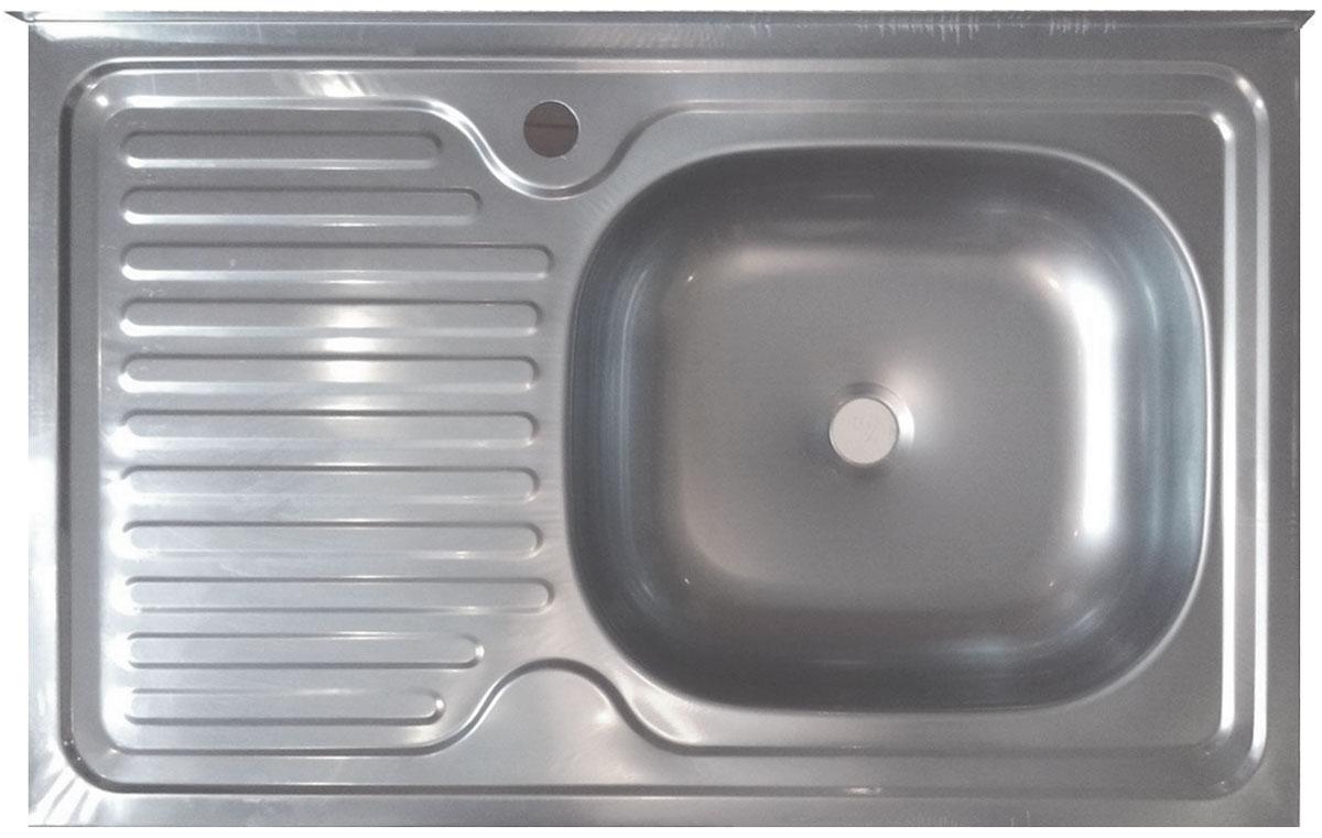 Накладная мойка Betanox 80 х 60 см, левое крыло80502Накладная мойка Betanox 80х60 см, левое крыло. Сифон и крепеж поставляются отдельно. Упаковка – защитная пленка синего цвета. Размер 80 см х 60см х 13,5см. Металл: нержавеющая сталь. Толщина стали: 0,6 мм.
