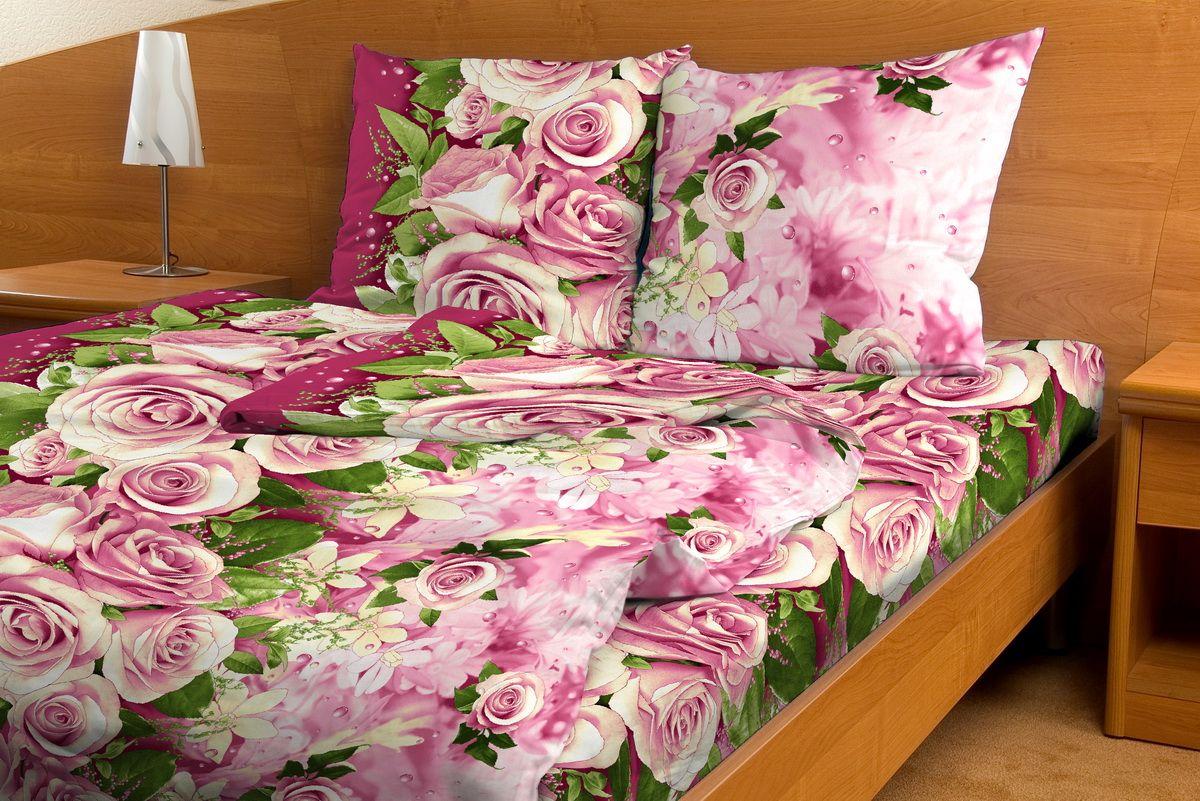 Комплект белья Amore Mio Romantika, 1,5-спальный, наволочки 70x7080776Комплект постельного белья Amore Mio является экологически безопасным для всей семьи, так как выполнен из бязи (100% хлопок). Комплект состоит из пододеяльника, простыни и двух наволочек. Постельное белье оформлено оригинальным рисунком и имеет изысканный внешний вид. Легкая, плотная, мягкая ткань отлично стирается, гладится, быстро сохнет. Рекомендации по уходу: Химчистка и отбеливание запрещены. Рекомендуется стирка в прохладной воде при температуре не выше 30°С.