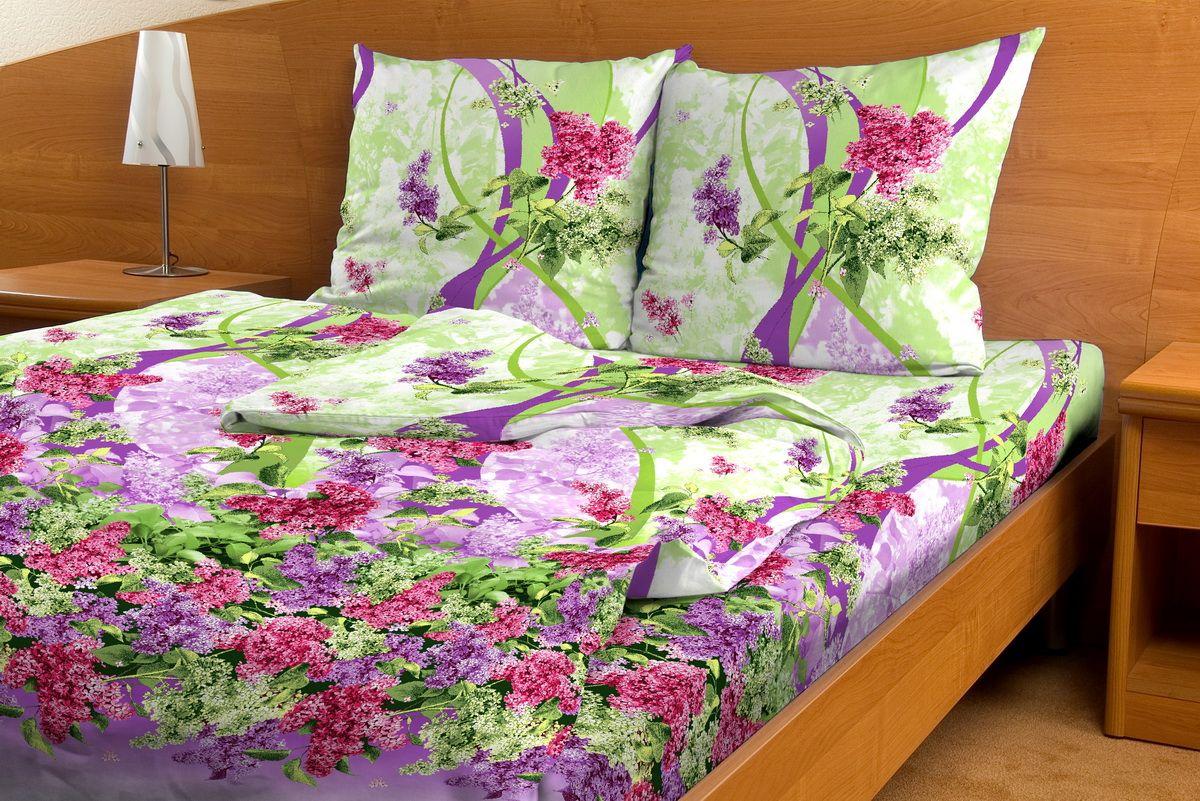 Комплект белья Amore Mio Sirenevii priliv, 2-спальный, наволочки 70x7080818Комплект постельного белья Amore Mio является экологически безопасным для всей семьи, так как выполнен из бязи (100% хлопок). Комплект состоит из пододеяльника, простыни и двух наволочек. Постельное белье оформлено оригинальным рисунком и имеет изысканный внешний вид. Легкая, плотная, мягкая ткань отлично стирается, гладится, быстро сохнет. Рекомендации по уходу: Химчистка и отбеливание запрещены. Рекомендуется стирка в прохладной воде при температуре не выше 30°С.