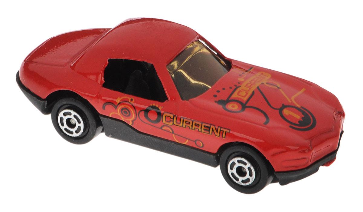 Big Motors Машинка цвет красный