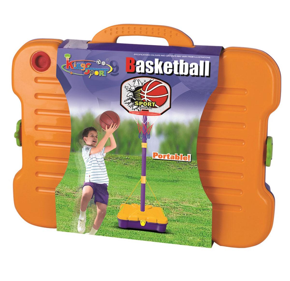 Стойка баскетбольная Torres TX3129728261015Основные характеристики Сборно-разборная конструкция Регулируемая высота: 90 - 162см Размер щита: 42,5х31см Мяч: (диаметр - 15см) Удобный кейс для перемещения Материал: полипропилен, сталь Вес: 1,68кг Страна-производитель: Китай Упаковка: пластиковый кейс Габариты изделия в упаковке: 47х13х37см Стойка баскетбольная TX31297 - это набор для начинающих маленьких спортсменов. Благодаря стойке ребенок будет развивать координацию движений, ловкость, сноровку.