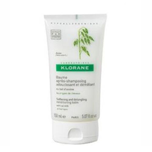 Klorane Ultra Gentle Бальзам-ополаскиватель с молочком овса, 150 млC35455Оказывает защитное и смягчающее действие на волосы и кожу головы. Облегчает расчесывание, придает прическе объем. Идеален для ежедневного использования всей семьей.
