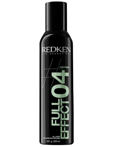 Redken Volume Full Effect 04 Увлажняющий мусс-объем для волос, 250 мл увлажняющий мусс davines more inside авторские продукты для стайлинга 250 мл