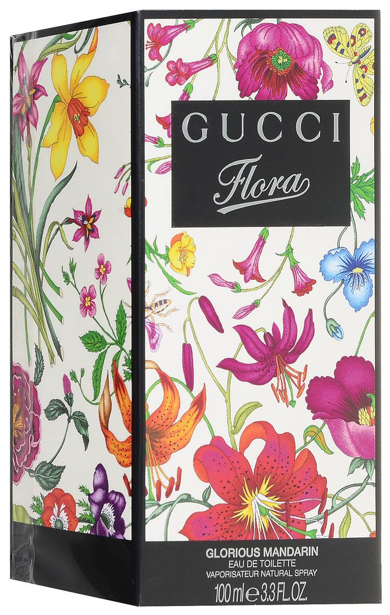 Gucci Туалетная вода Flora Glorious Mandarin, 100 мл0737052522692В коллекцию Gucci Flora by Gucci Garden вошли пять ароматов цветущего сада, основой каждого стали цветы - магнолия, гардения, мандарин, тубероза, фиалка. Все пять запахов сможет носить одна женщина, в зависимости от настроения или случая. Основу композиции Gucci Flora Glorious Mandarin составили начальные ноты мандарина. В центральной части пирамиды сосредоточены пьянящие ноты цветов, разбавленные нотками пина колады. Мягкое звучание солнечному шлейфу обеспечили аккорды белого мускуса. Классификация аромата : фруктовые, цветочные, цитрусовые. Пирамида аромата : Верхние ноты: мандарин, пион, цветочные ноты. Ноты сердца: ананас, жасмин, кокос, мандарин, пина колада, ром. Ноты шлейфа: амбра, древесина, мускус. Ключевые слова : Яркий, стильный, соблазнительный! Туалетная вода - один из самых популярных видов парфюмерной продукции. Туалетная вода содержит...