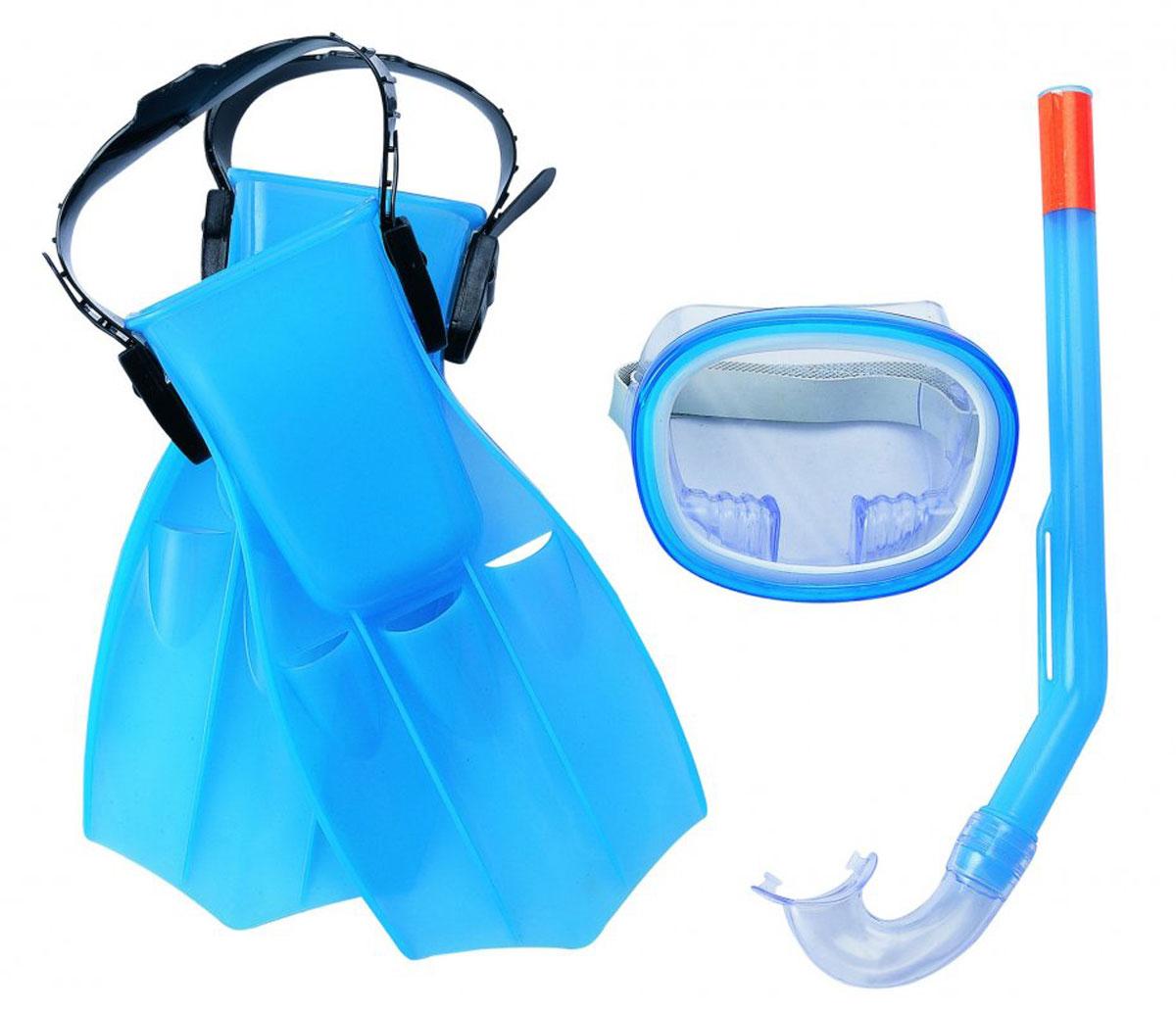 Набор для ныряния детский Bestway Play Pro, цвет: голубой. 2500825008_голубой