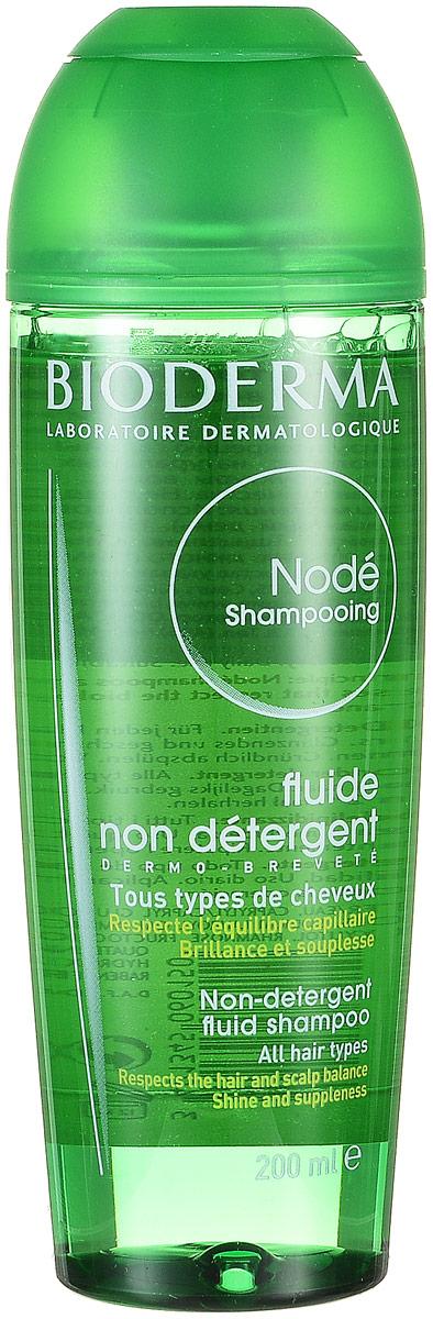 Bioderma Шампунь Node для всех типов волос, 200 мл4605845001449Для всех типов волос и как дополнение к лечебным шампуням.