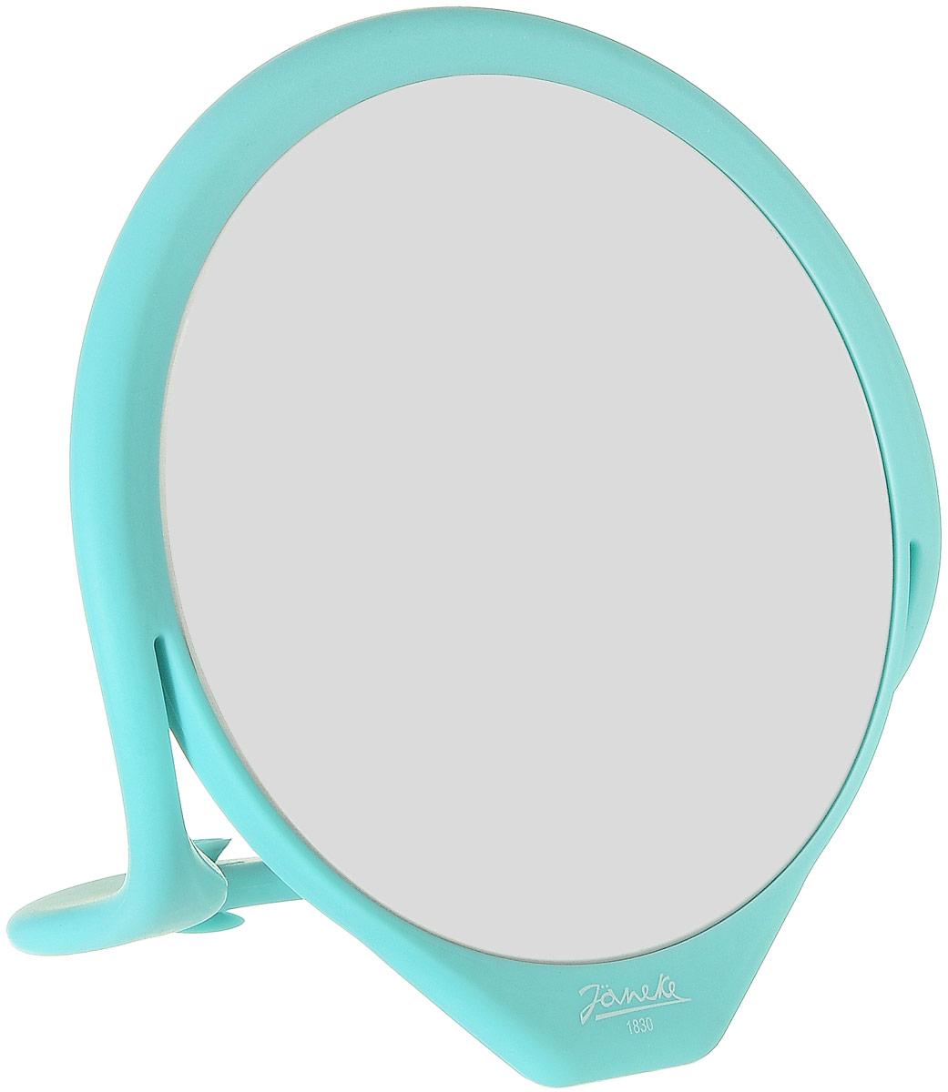 Janeke Зеркало настольное, 10445 TSE1301210Марка Janeke – мировой лидер по производству расчесок, щеток, маникюрных принадлежностей, зеркал и косметичек. Марка Janeke, основанная в 1830 году, вот уже почти 180 лет поддерживает непревзойденное качество своей продукции, сочетая новейшие технологии с традициями ста- рых миланских мастеров. Все изделия на 80% производятся вручную, а инновационные технологии и современные материалы делают продукцию марки поистине уникальной. Стильный и эргономичный дизайн, яркие цветовые решения – все это приносит истин- ное удовольствие от использования аксессуаров Janeke. Зеркала для дома итальянской марки Janeke, изготовленные из высококачественных материалов и выполненные в оригинальном стильном дизайне, дополнят любой интерьер. Односторонние или двусторонние, с увеличением и без, на красивых и удобных подс- тавках – зеркала Janeke прослужат долго и доставят истинное удо- вольствие от использования