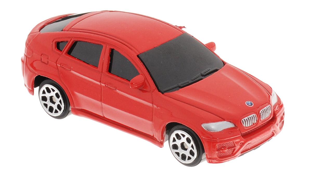 Uni-Fortune Toys Модель автомобиля BMW X6 цвет красный