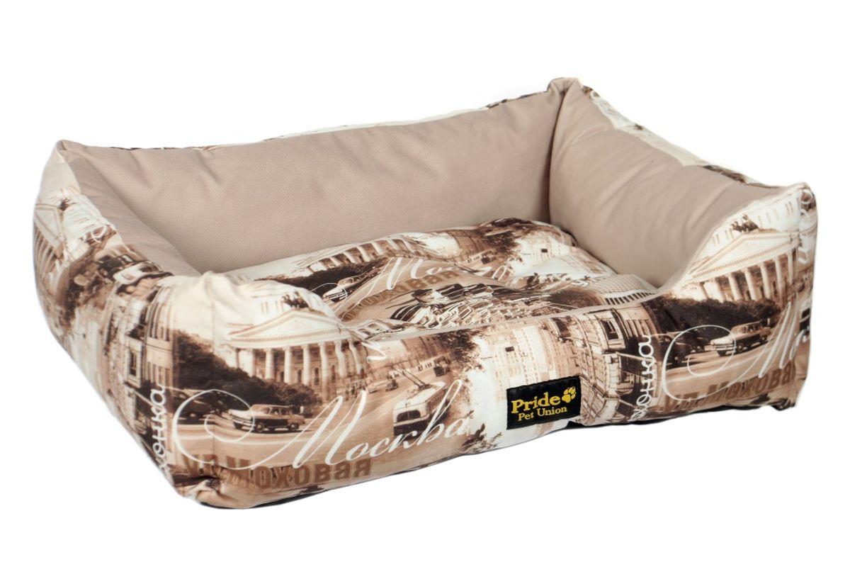 Лежак для животных Pride Москва, 60 х 50 х 18 см10012251