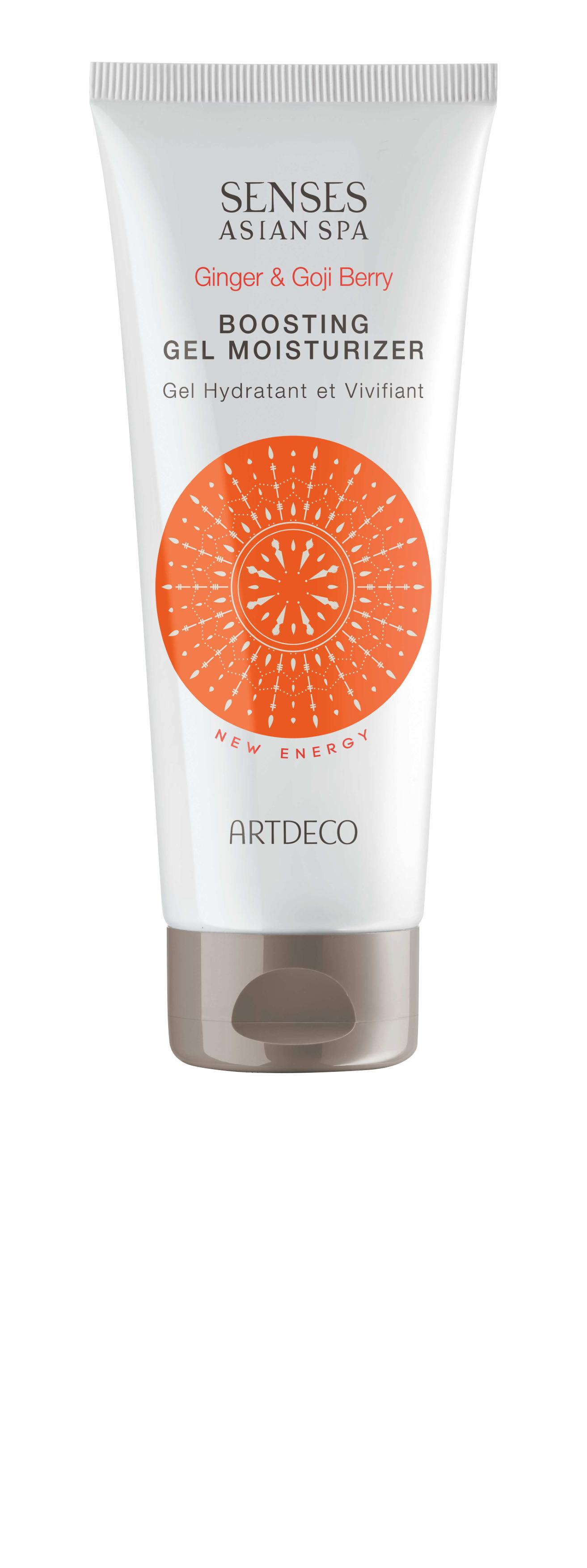 Artdeco гель для тела тонизирующий увлажняющий Boosting gel moisturizer, new energy, 200 млБ33041Освежает и увлажняет кожу С легкой, быстро впитывающейся текстурой