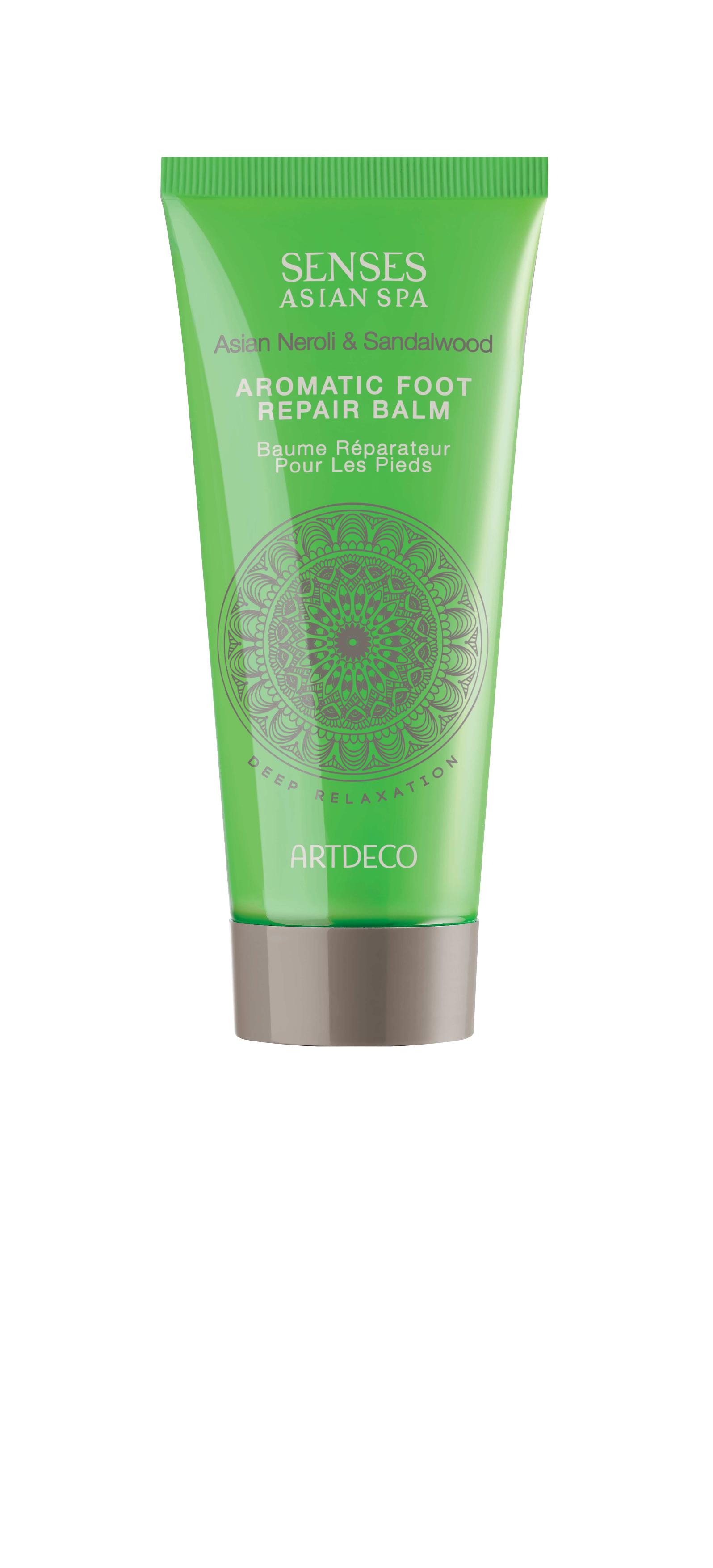 Artdeco бальзам для ног восстанавливающий Aromatic foot repair balm, deep relaxation, 100 мл65231Интенсивно увлажняет и питает кожу Обладает освежающим эффектом