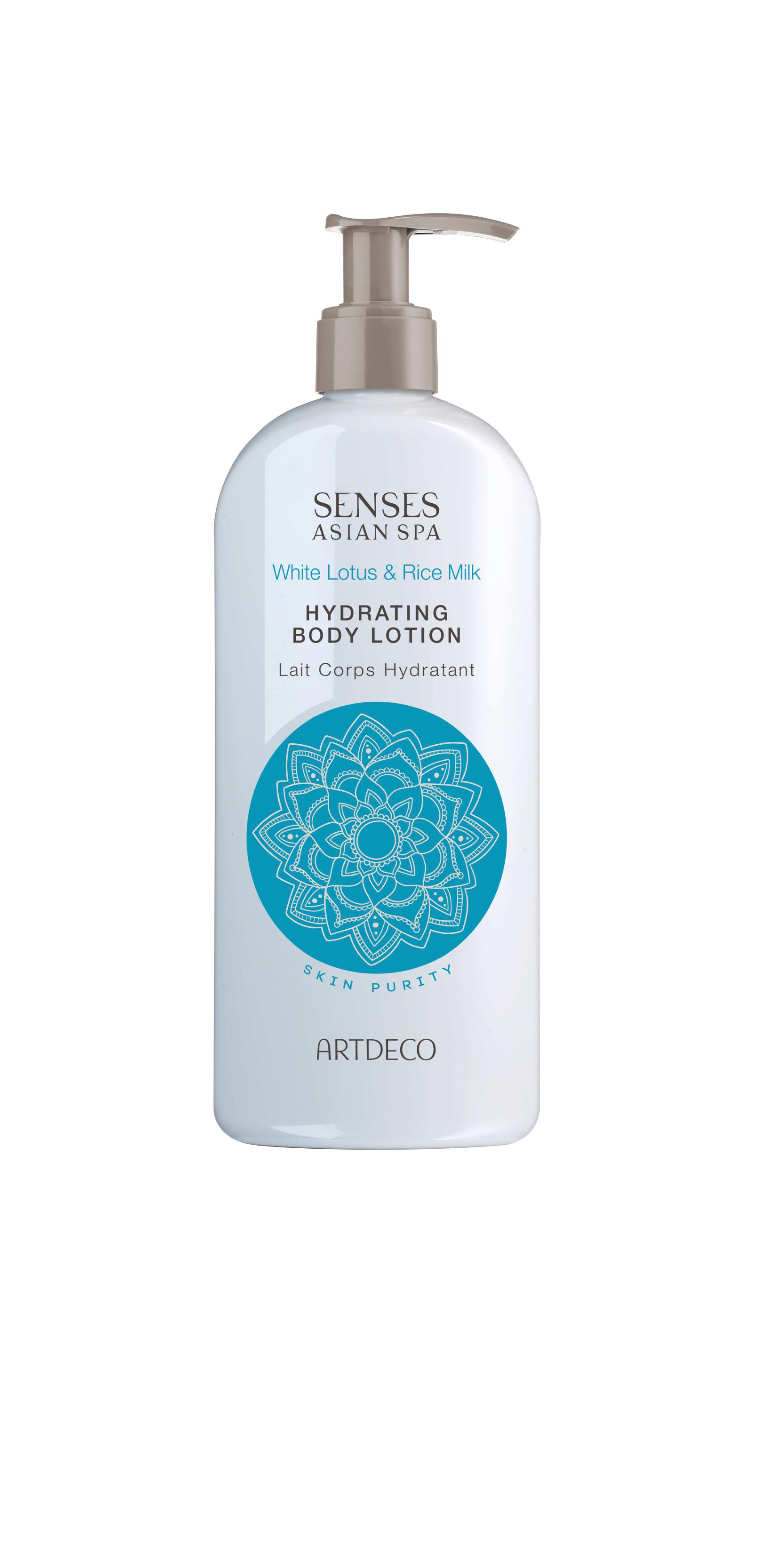 Artdeco лосьон для тела увлажняющий Hydrating body lotion, skin purity, 200 мл logona daily care body lotion organic aloe verbena объем 200 мл