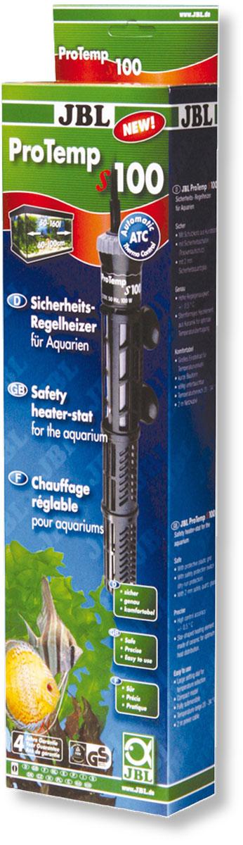 Нагреватель для аквариума JBL ProTemp S, с терморегулятором, 100 Вт0120710Нагреватель JBL ProTemp S обеспечивает высокую точность поддержания заданной температуры. Идеальная передача температуры за счет нагревательного элемента из керамики. Полностью погружной. Ударопрочный корпус, выполненный из высококачественного стекла, обеспечивает нагревателю долгий срок эксплуатации. Нагреватель оснащен терморегулятором со шкалой температуры. Пластиковый кожух защитит рыб от ожогов. Крепится при помощи двух присосок. Автоматическое отключение нагревателя при понижении уровня воды или при его извлечении.Мощность: 100 Вт.Температура: 20-34°С.Рекомендуемый объем аквариума: 50-160 л.Напряжение: 220-240В.Частота: 50/60 Гц.Длина нагревателя: 27 см.