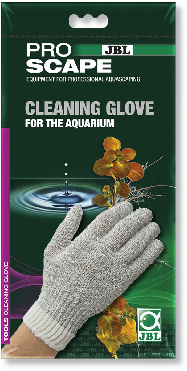 Перчатка для ухода за аквариумом JBL Aquarien-Pflege-Handschuh, 24 х 16 см0120710Перчатка JBL Aquarien-Pflege-Handschuh предназначена для чистки стекол аквариумов и его аксессуаров. Она облегчает чистку, превращая процедуру в удовольствие. С помощью такой перчатки станут доступны все углы аквариума, удобно удалять водоросли с листьев растений и декоративных предметов. Также может применяться для мытья технических приборов и элементов помпы. Размер перчатки: 24 х 16 см.