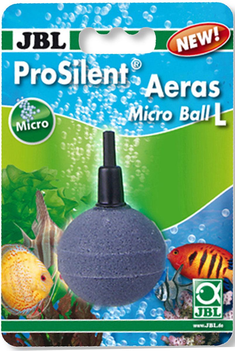 Распылитель для аквариума JBL ProSilent Aeras Micro Ball L, диаметр 4 смJBL6149100Распылитель JBL ProSilent Aeras Micro Ball L предназначен для обогащения кислородом и улучшения циркуляции аквариумной воды, а также для получения особо мелких пузырьков. Изготовлен из смеси мелкого кварцевого песка и выполнен шаровидной формы. Держится на грунте за счет собственного веса. Подходит для пресной и морской воды. Материалы: кварцевый песок, пластик. Диаметр распылителя: 4 см.