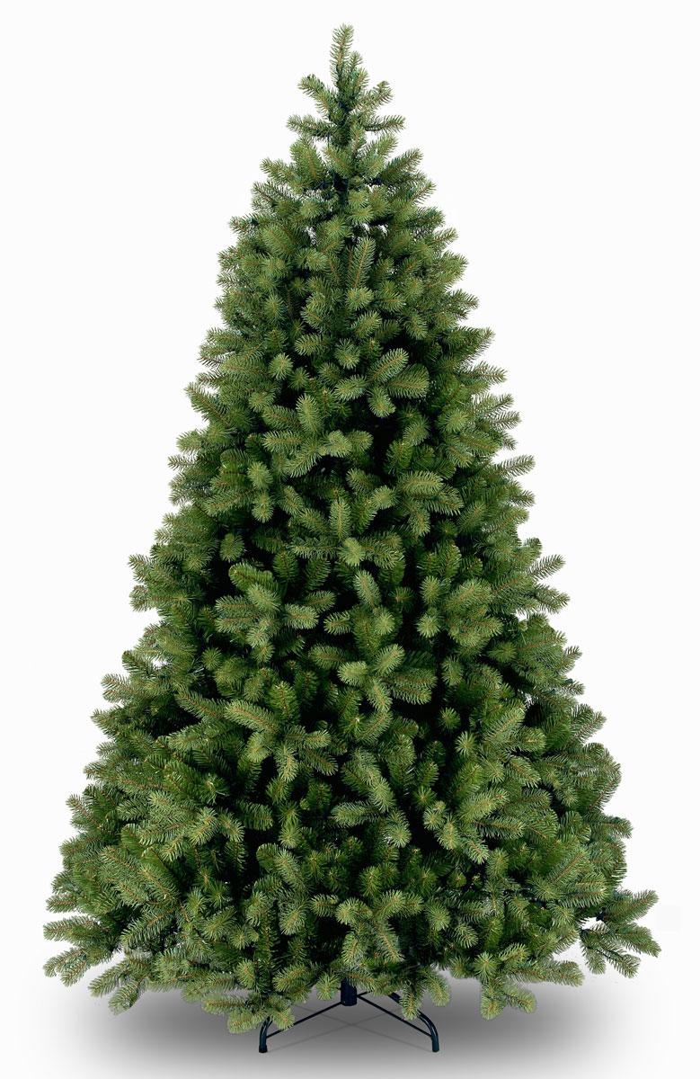 Ель искусственная National Tree Company Poly Bayberry Spruce, цвет: зеленый, высота 122 см