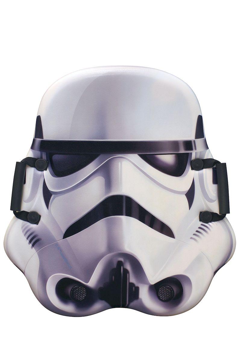 Ледянка Star Wars Storm Trooper, с плотными ручками, 66 смТ58172Ледянка для любителей зимних спортивных развлечений с героями любимого мультфильма.