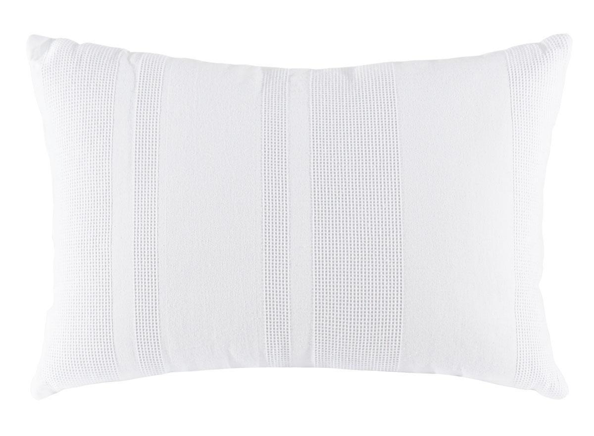 Подушка SPAtex, наполнитель: вискозное волокно, 50 х 7010503Подушка SPAtex - ткань из хлопка имеет трёхмерный контурный рельеф, благодаря которому наши изделия оказывают мягкое массажное воздействие и помогают погрузиться в состояние релакса. Обладает мягким точечным массажным эффектом, способствует расслаблению мышц тела, отличный теплообмен, не раздражает кожу, ваше тело «дышит».