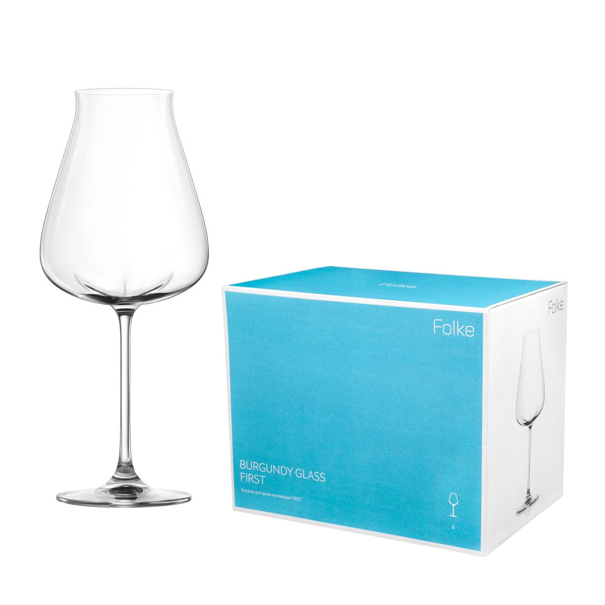 Набор бокалов для вина Folke Burgundy Glass, 700 мл, 6 предметов. 2007178U2007178UКоллекция First- это бокалы из бессвинцового хрусталя высшего качества. Наша продукция отличается исключительной чистотой и повышенной устойчивостью к механическим повреждениям. Улучшенные характеристики изделий позволяют использовать их повседневно в домашних условиях и в ресторанном бизнесе. Оригинальный дизайн позволяет любому напитку полностью раскрыться и заиграть новыми красками. Это поистине уникальное творение современных технологий и многолетнего опыта лучших мировых сомелье.