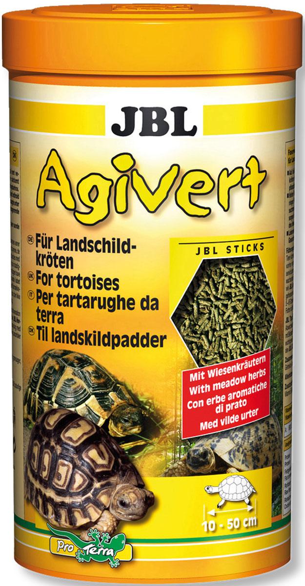 JBL Agivert Растительный корм в форме палочек для черепах, 100 мл (43 г)JBL7033100JBL Agivert - Растительный корм в форме палочек для черепах, 100 мл. (43 г.)