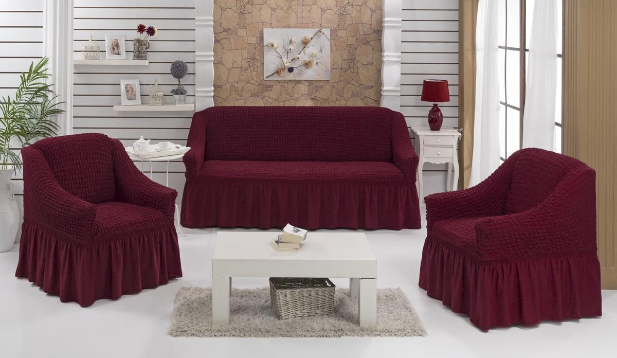 Набор чехлов для дивана Karna Bulsan, 5 шт. 1717/CHAR0021717/CHAR002